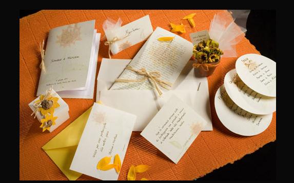 Partecipazioni Matrimonio Girasoli : Le partecipazioni di matrimonio weddings scaramuzzi team
